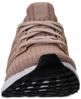 3644570dc adidas Women s Ultra Boost Running Sneakers from Finish Line - Pink 6.5