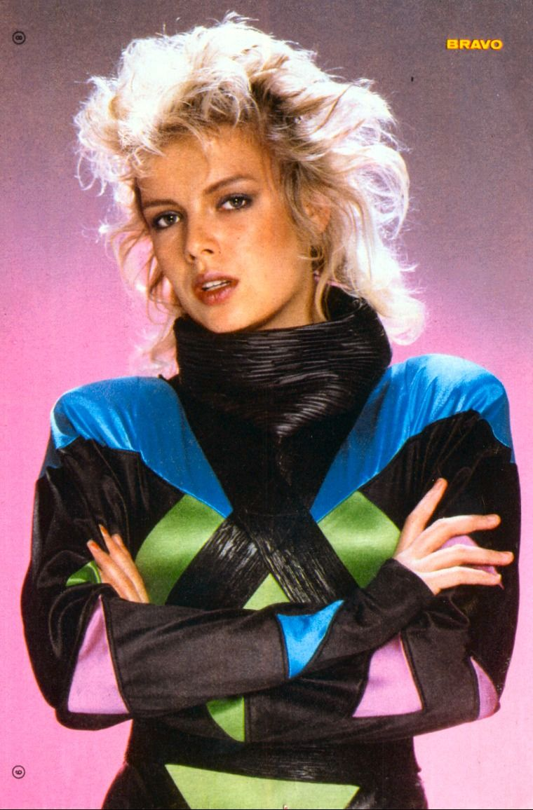 October 1 Kim Wilde The Second Time Pop, Dance