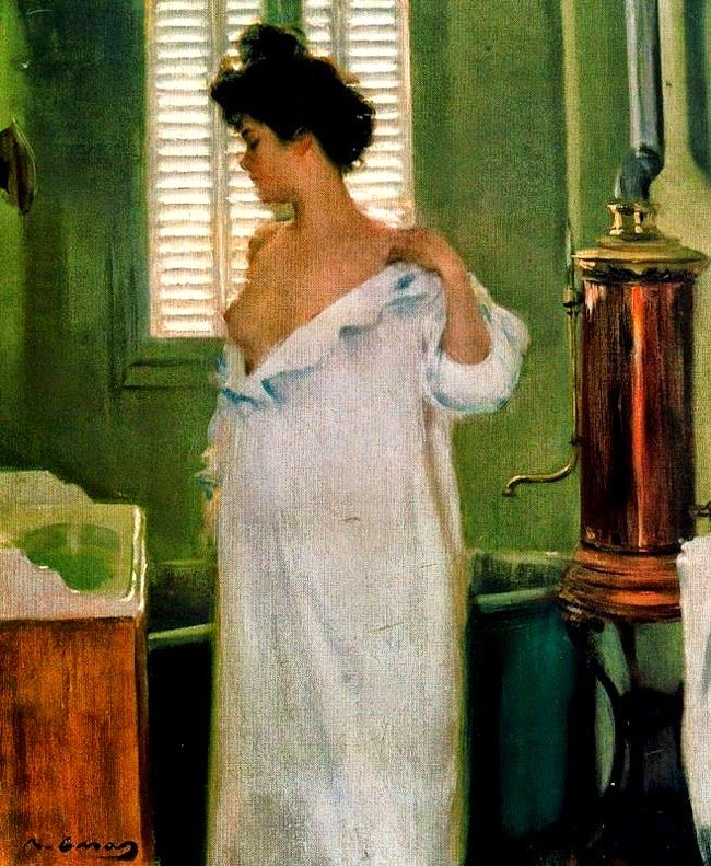 Ramon Casas i Carbo ~ Catalan Modernism and avant-garde movements | Tutt'Art@ | Pittura * Scultura * Poesia * Musica |
