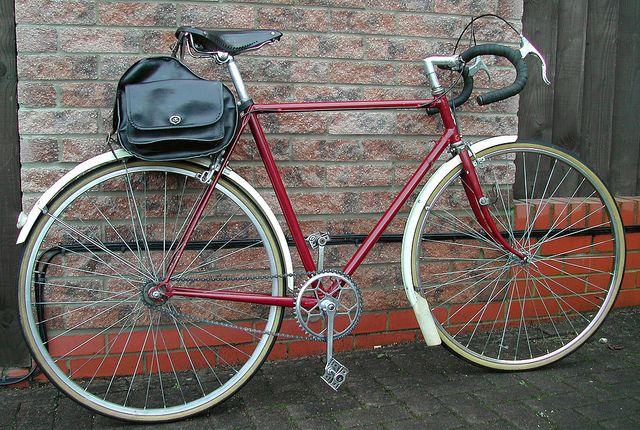 Claud Butler Olympic Road Bike Frame Road Bike Vintage Bicycle