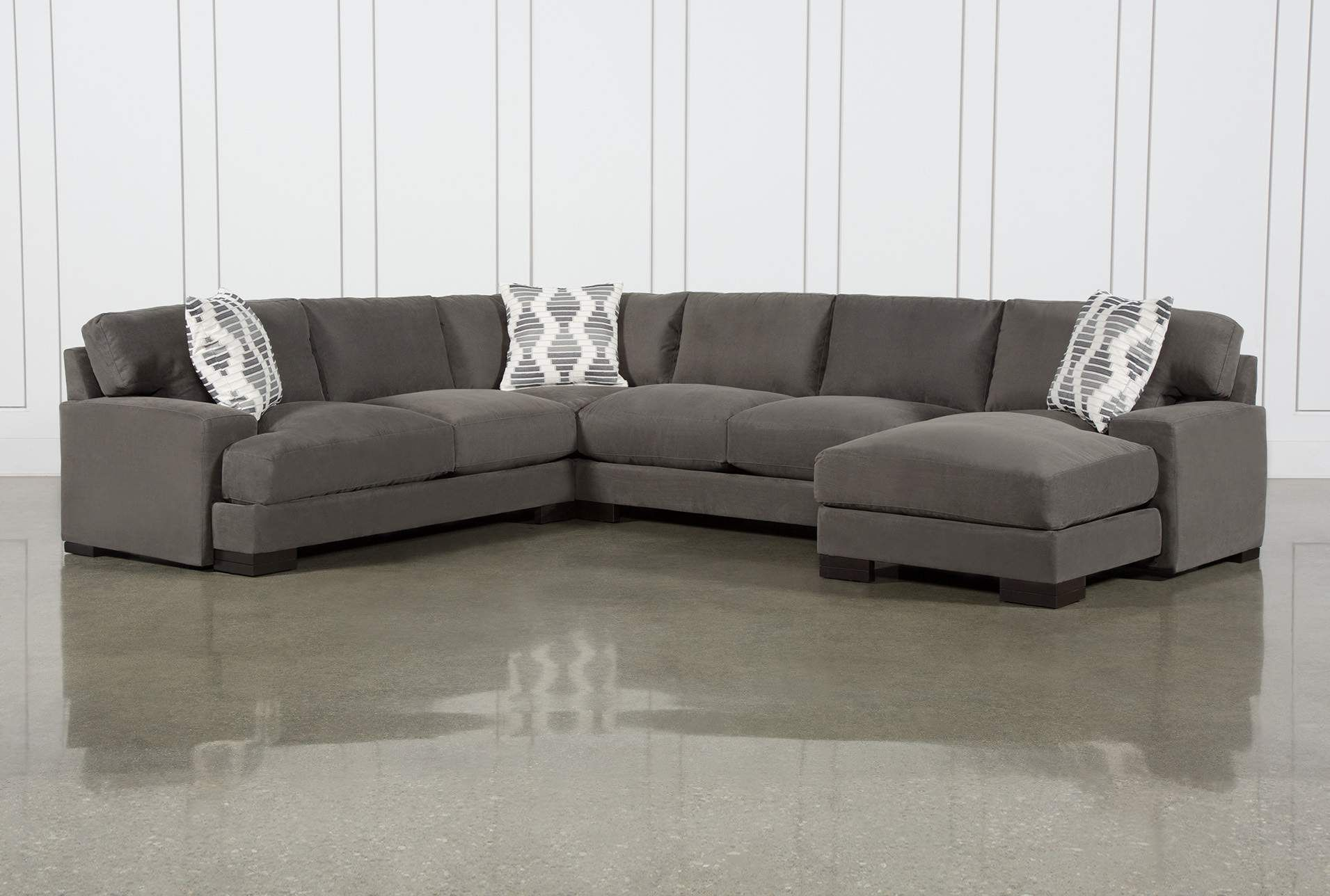 Remarkable Aidan Ii 4 Piece Sectional With Right Arm Facing Chaise Gmtry Best Dining Table And Chair Ideas Images Gmtryco