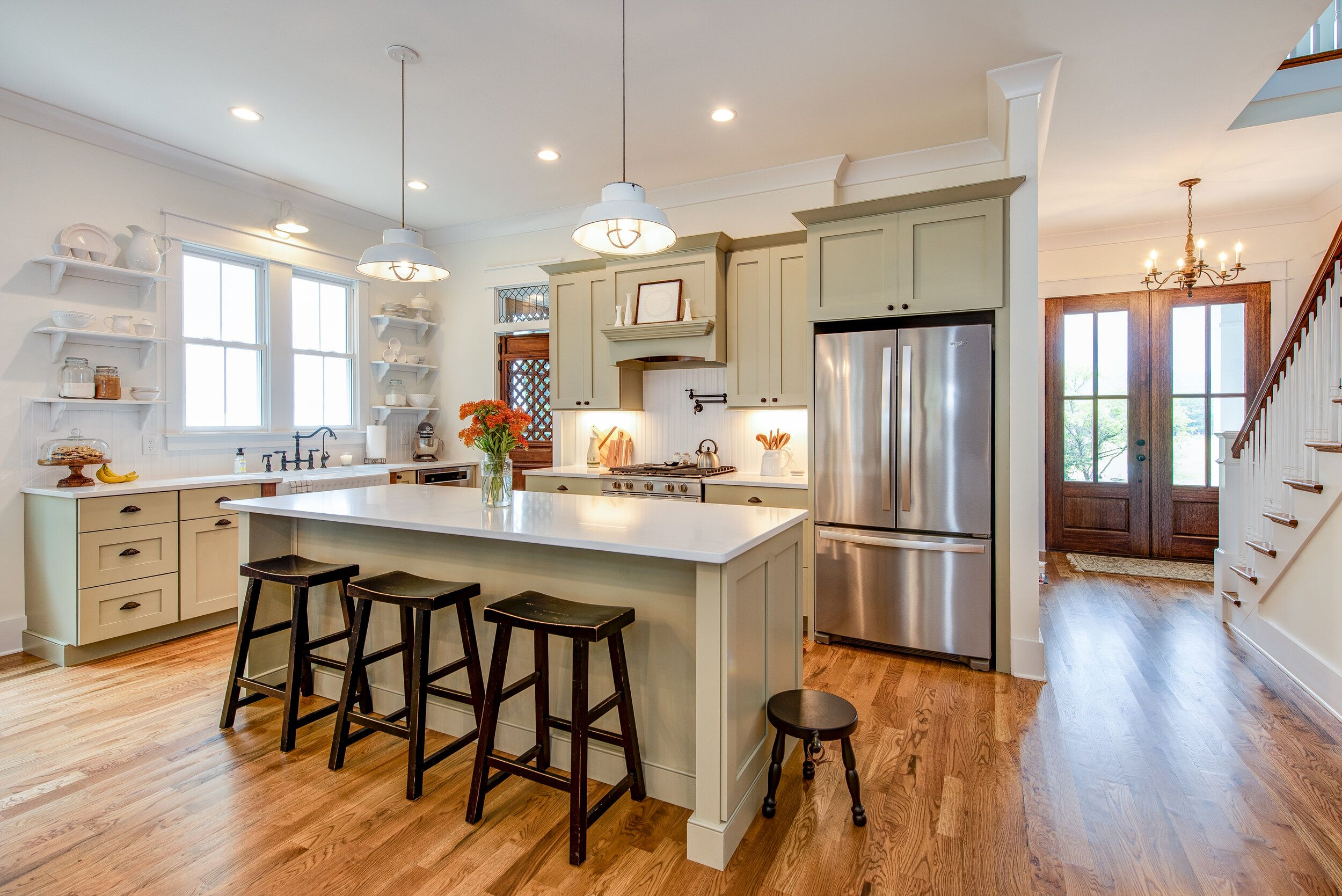 Sticks 2 Stones Design Custom Cabinetry In Knoxville Tennessee Custom Kitchen Cabinets Knox In 2020 Simple Kitchen Remodel Kitchen Remodel Custom Kitchen Cabinets