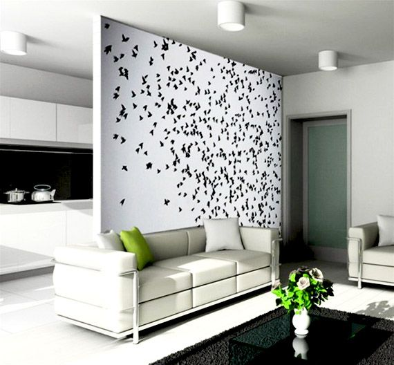 I Like This 13 Easy And Low Price Range Accent Wall Ideas For Your Living Room