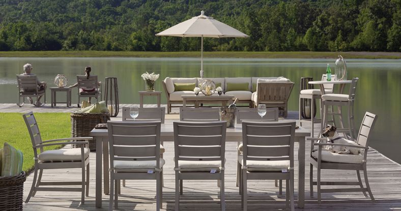 Charleston Wrought Aluminum Outdoor Patio Furniture By Summer Classics Summer Classics Outdoor Furniture Outdoor Furniture Sets Outdoor Furniture
