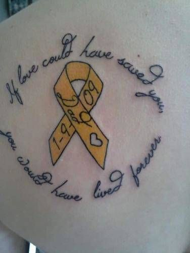 25 Meaningful Tattoos To Get In Memory Of Someone You Love