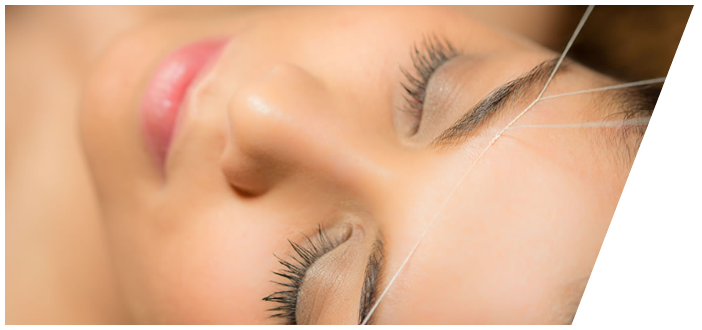 Our salon is focused on providing high quality eyebrow shaping services in Lynbrook. We offer exceptional eyebrow threading in Lynbrook NY.