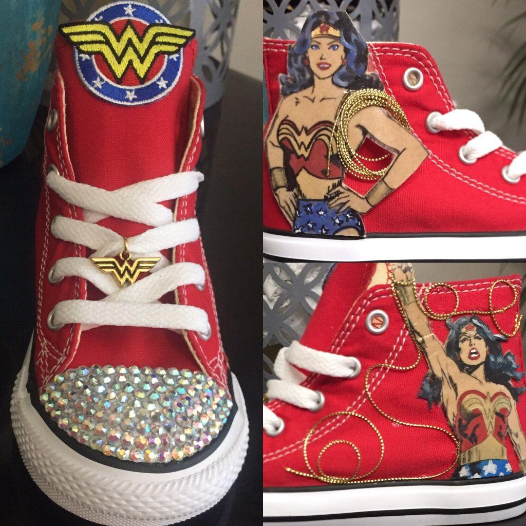 Converse Shoes | $110 Custom Wonder