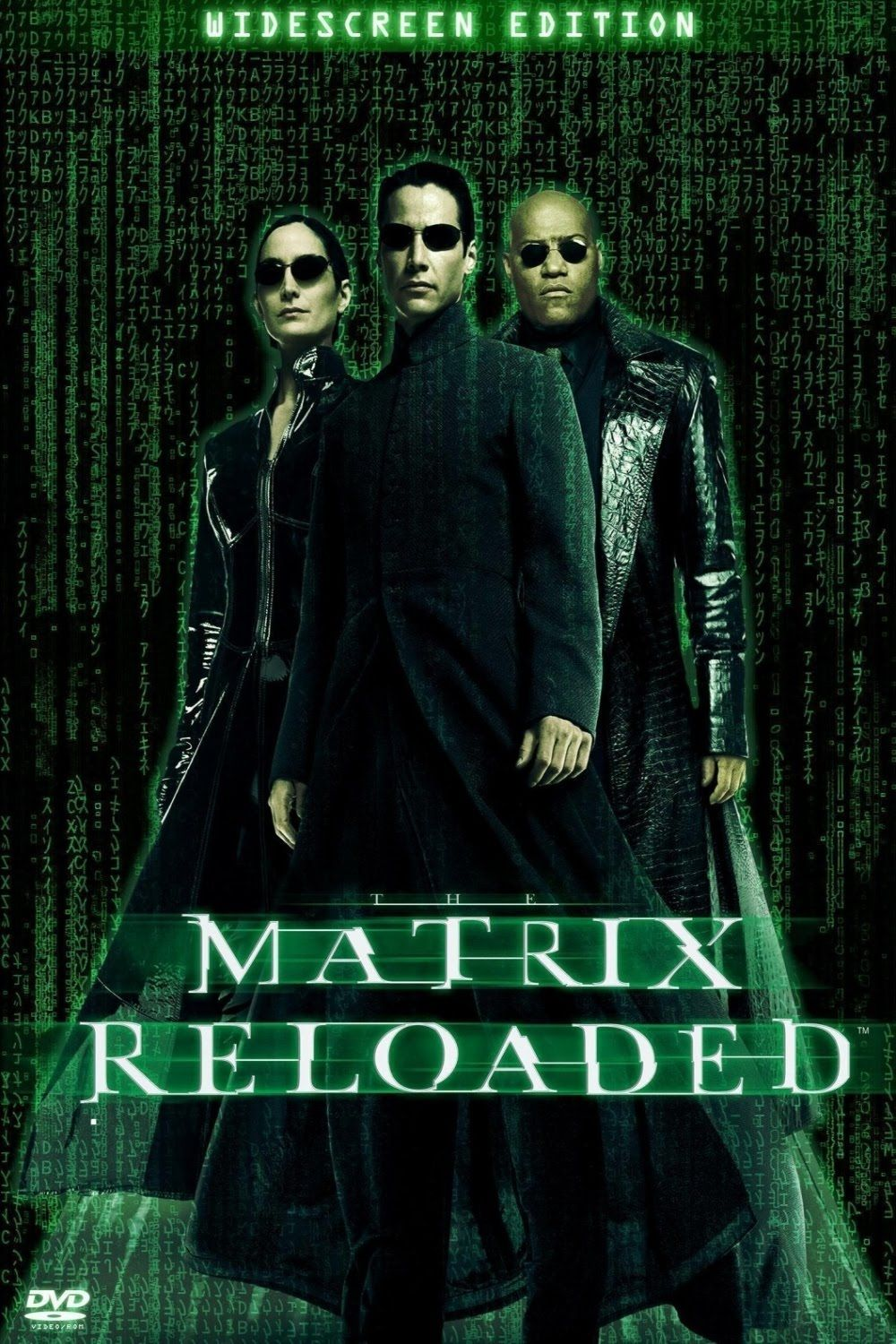 The Movies Database: [Posters] Matrix: Reloaded (2003 ...