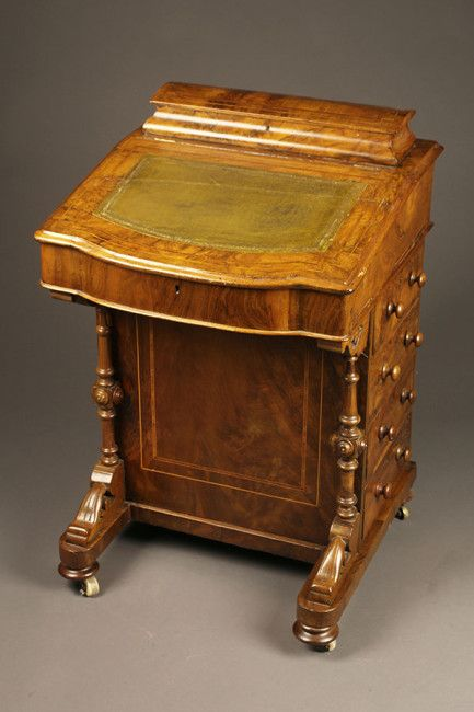 Antique English Davenport Desk English Antique Furniture Antique Furniture For Sale Antique Furniture