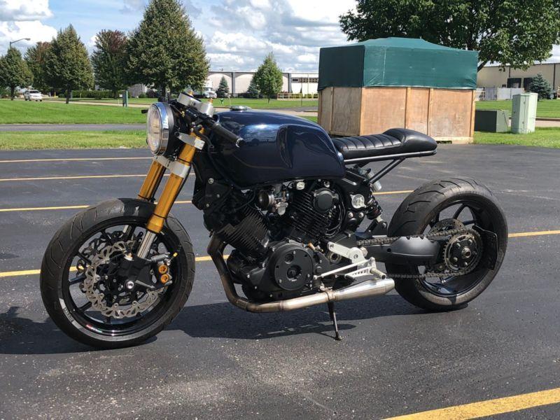 Yamaha Virago Cafe Racer Custom Cafe Racer Motorcycles For Sale Virago Cafe Racer Yamaha Cafe Racer Yamaha Virago