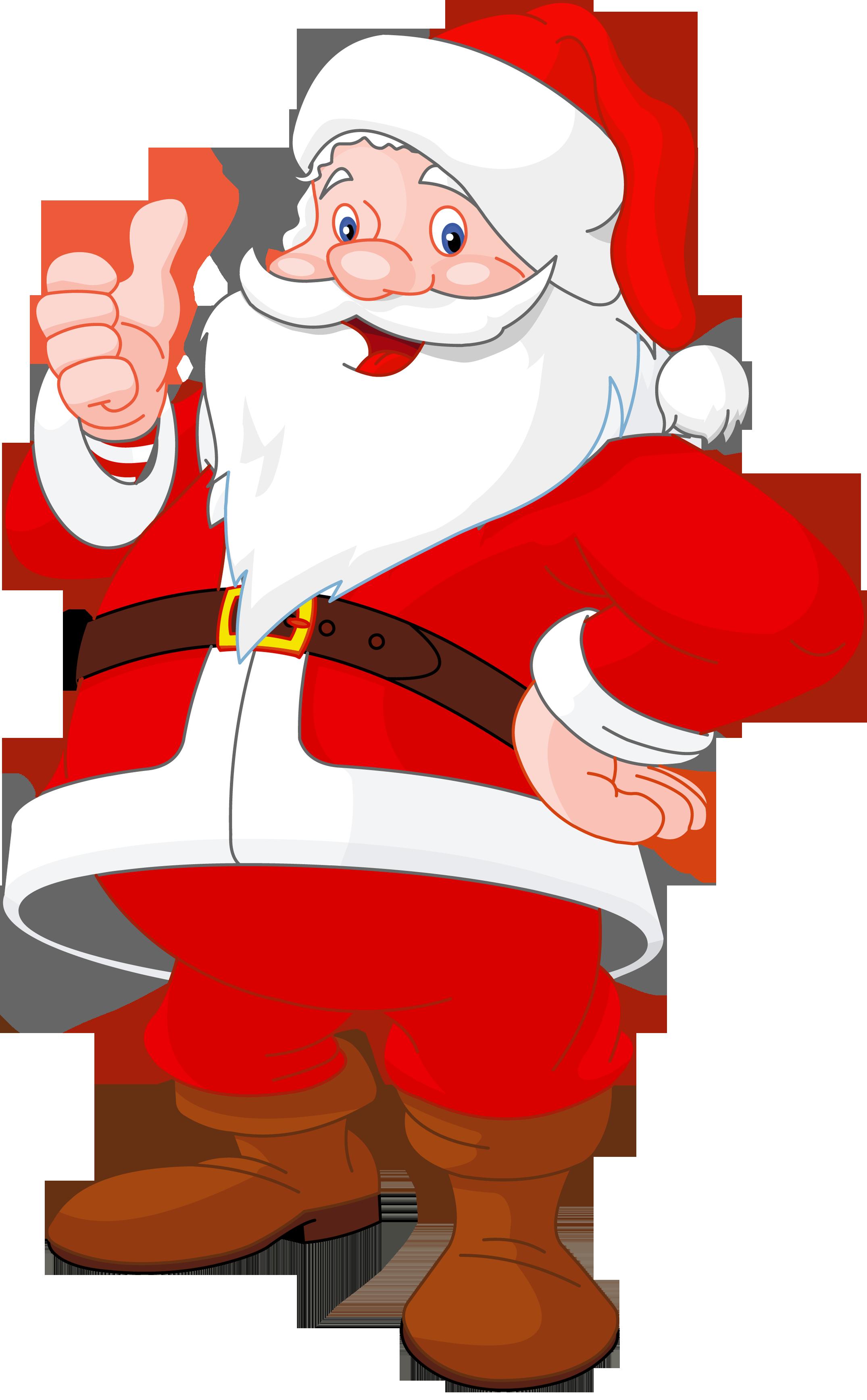 santa claus cartoon free