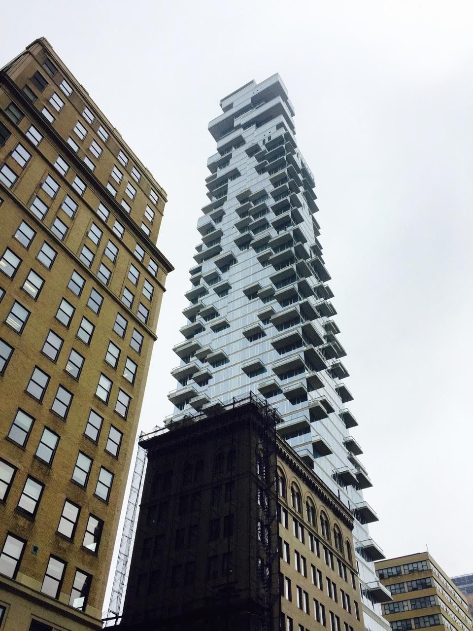 alloyhomes 2017 Architecture Tour NYC The sublime Tribeca