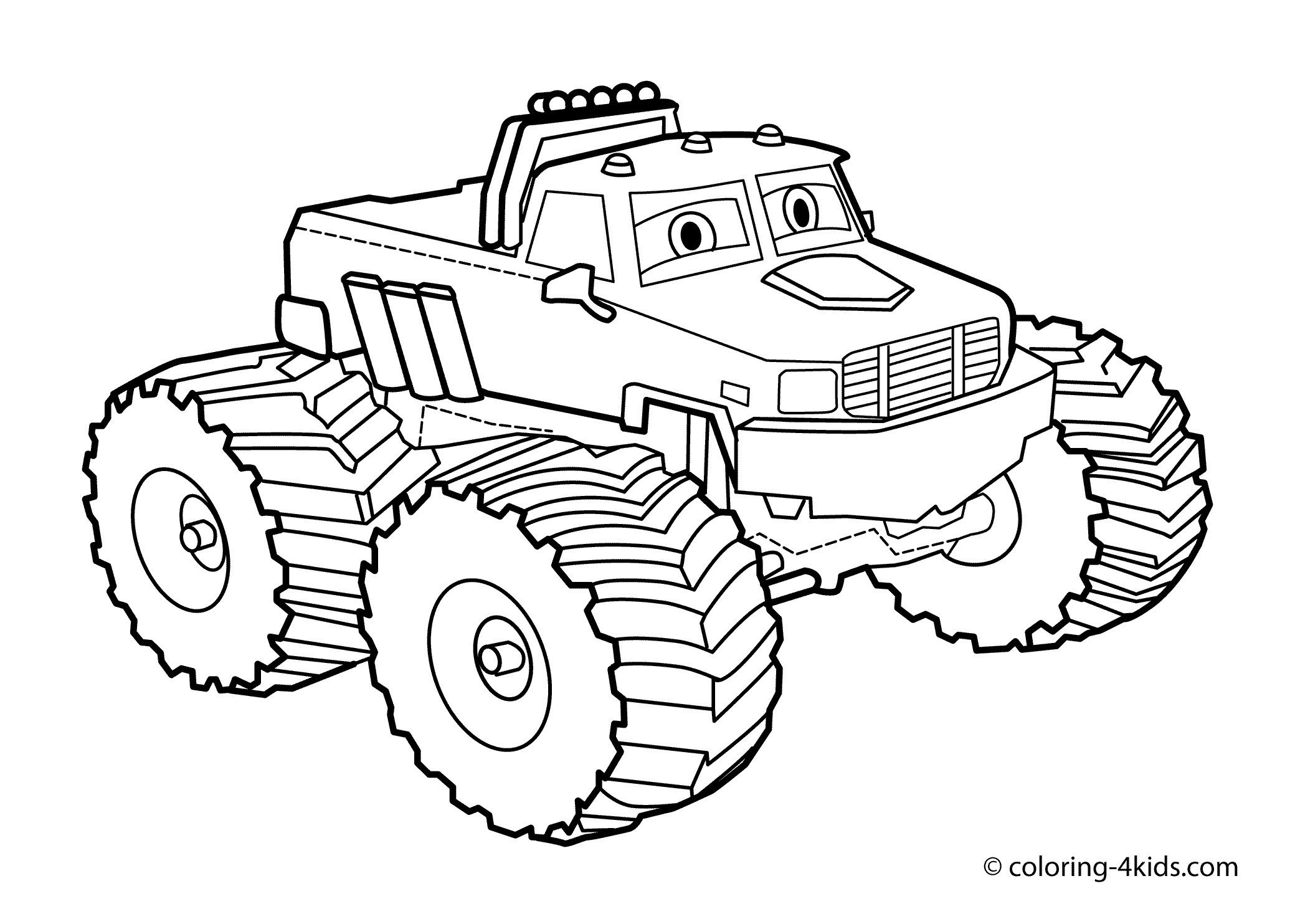 Wonderful Image Of Trucks Coloring Pages Davemelillo Com Monster Truck Coloring Pages Monster Coloring Pages Truck Coloring Pages