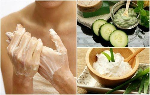 Comment atténuer les taches des mains avec 5 crèmes faites maison grâce aux remèdes naturels pour améliorer leur aspect en réduisant les effets des toxines.