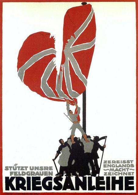Otto Lehmann Help Our Men Break England S Power 1917 Vintage