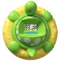 Aquatopia Safety Audible Bath Thermometer & Alarm - Turtle