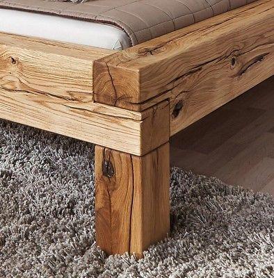 Bild 5 Von 5 Rustikale Schlafzimmermobel Diy Plattform Bett Und