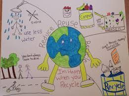 30+ Top For Creative Drawing Earth Day Poster