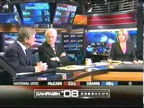 CBS News election-night coverage open - November 4, 2008 - http://us2014elections.com/cbs-news-election-night-coverage-open-november-4-2008/