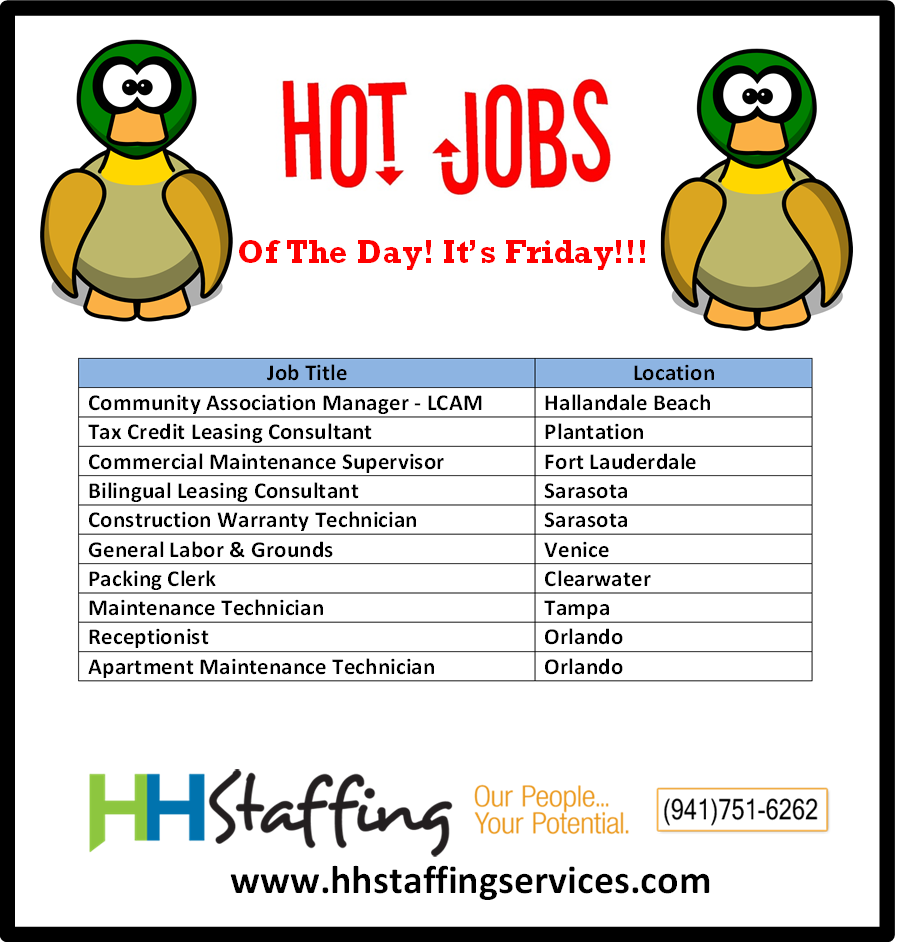 Hey Friends Are You Currently Seeking Employment We Can Help