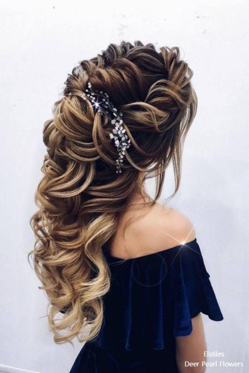 Pin by wedding details on wedding hairstyles pinterest wedding