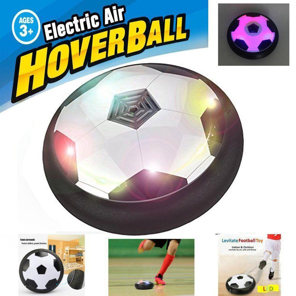 34e67cfc3da4 Kids Air Power Soccer Football Size Boys Girls Sport Children Toys Training Football  Indoor Outdoor Disk