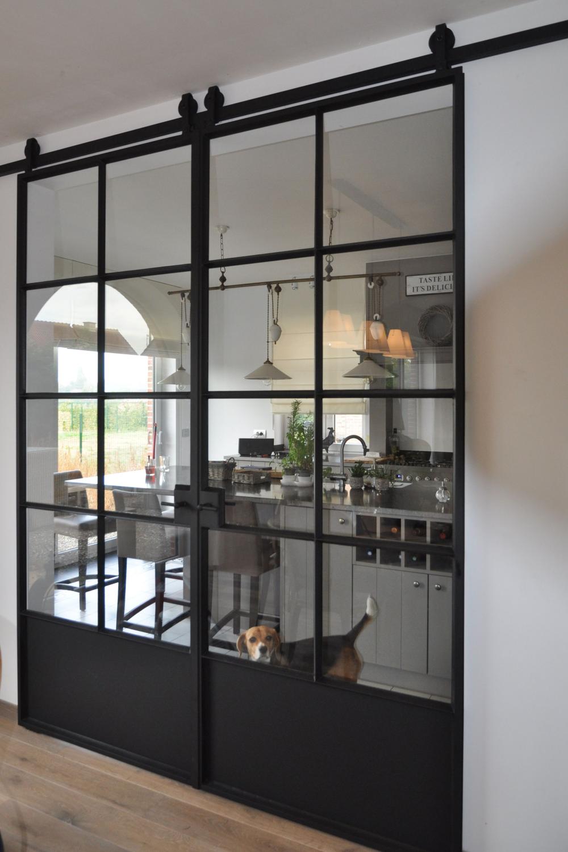 Window Sliding Door Barn Design Furniture Iron In 2020 Glass Barn Doors Barn Door Designs Double Sliding Doors