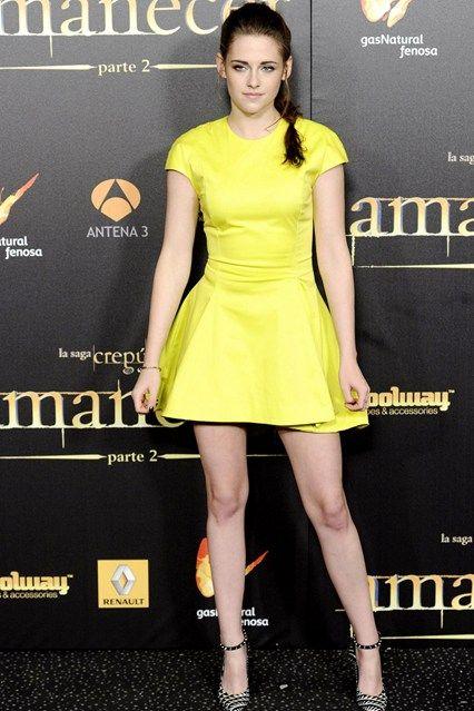 Kristen Stewart in Madrid
