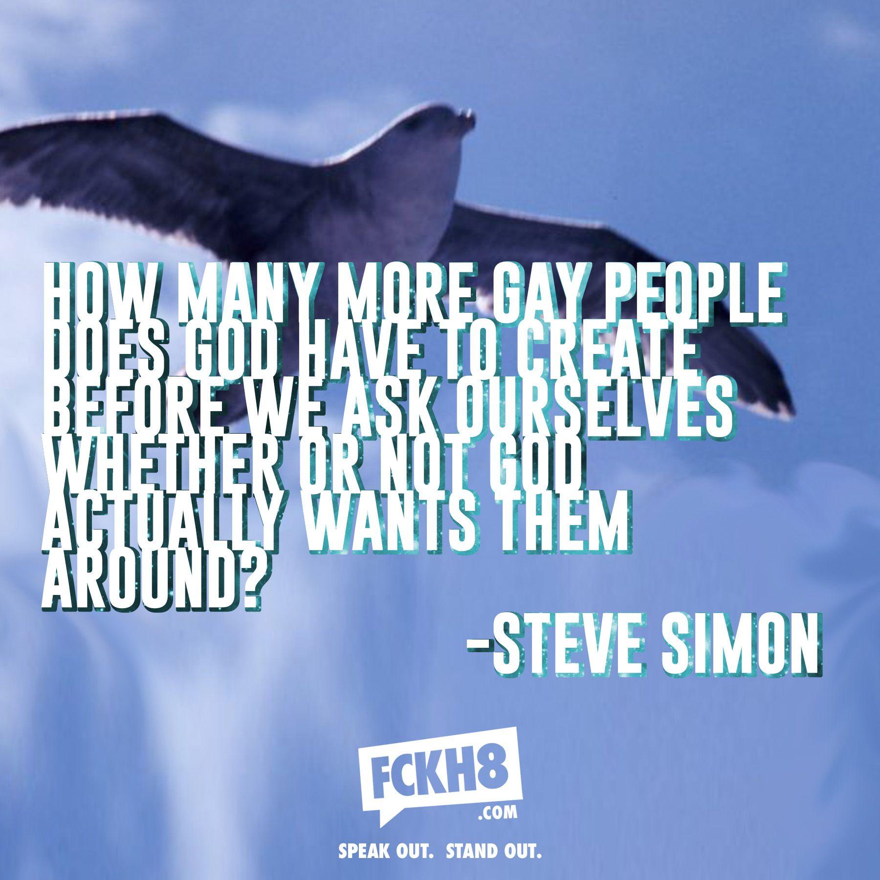 #FCKH8 #LGBT #GAY #GAYLOVE #GAYMEN #LESBIAN