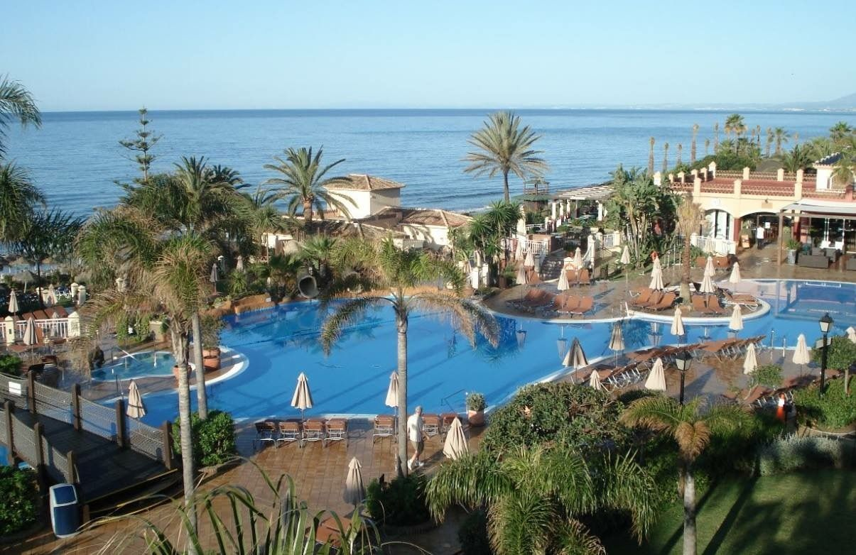 marriott in marbella spain