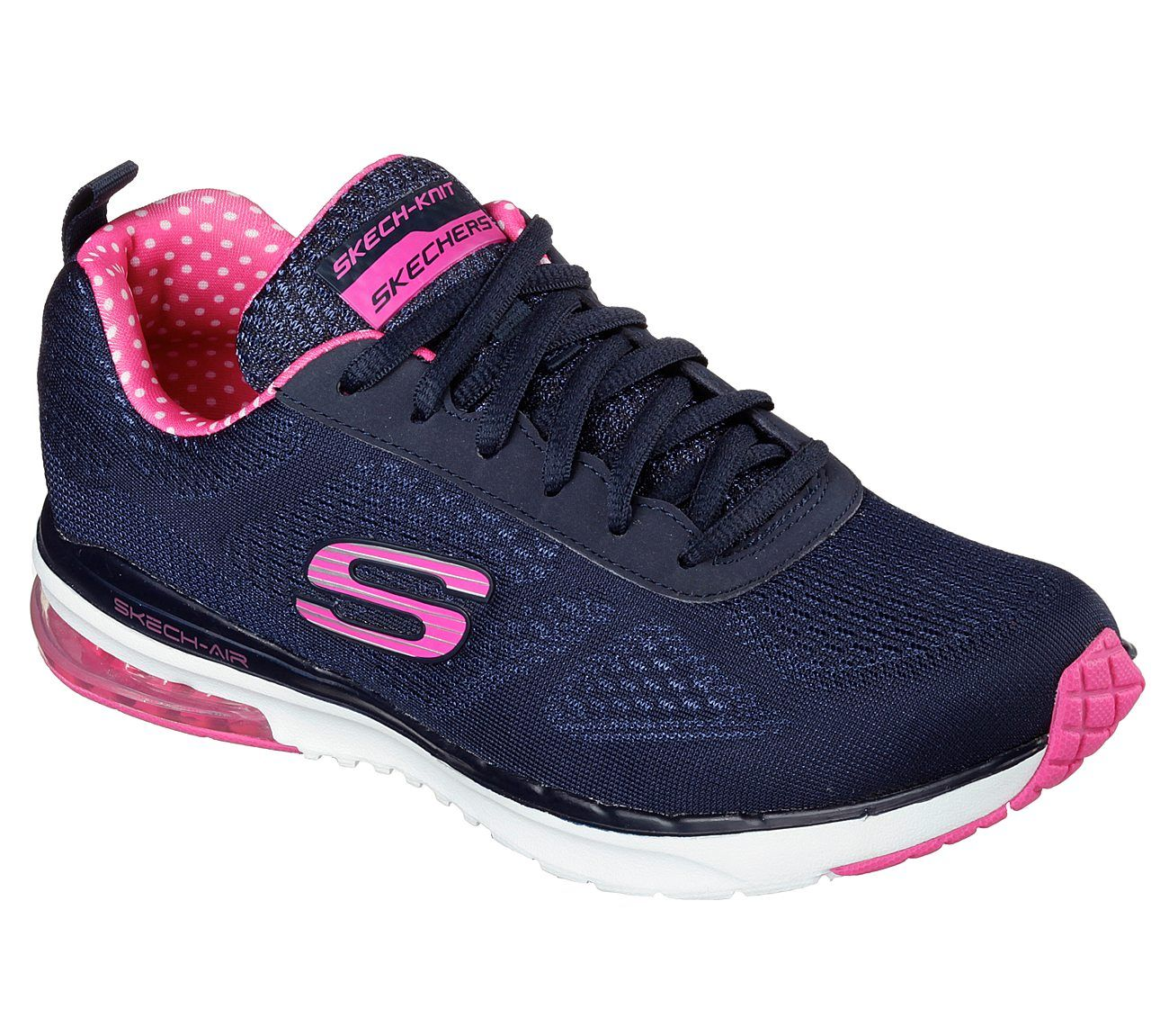 skechers skech knit sneakers w memory foam