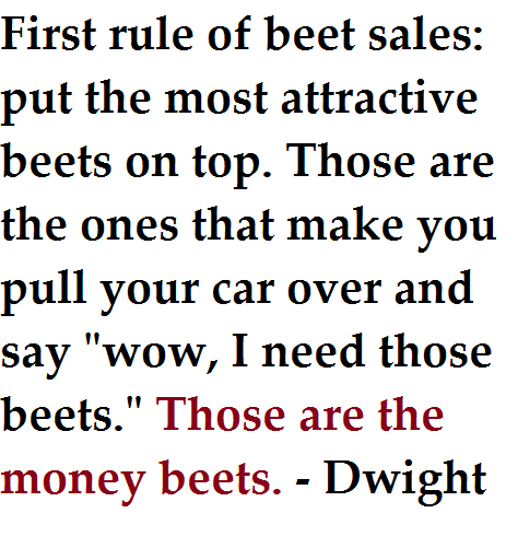 I Love Dwight The Office Humor Office Quotes Funny The Office