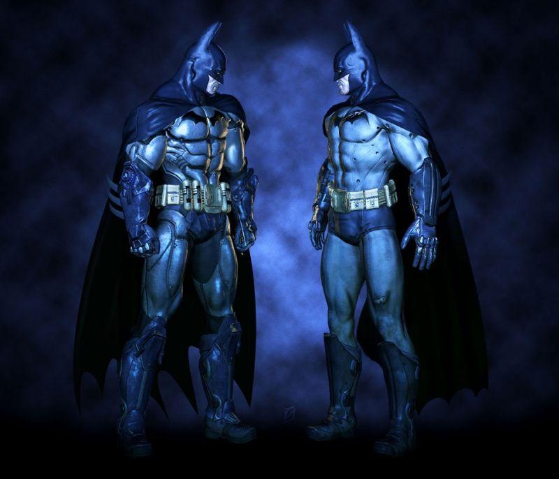 все враги бэтмена список с фото