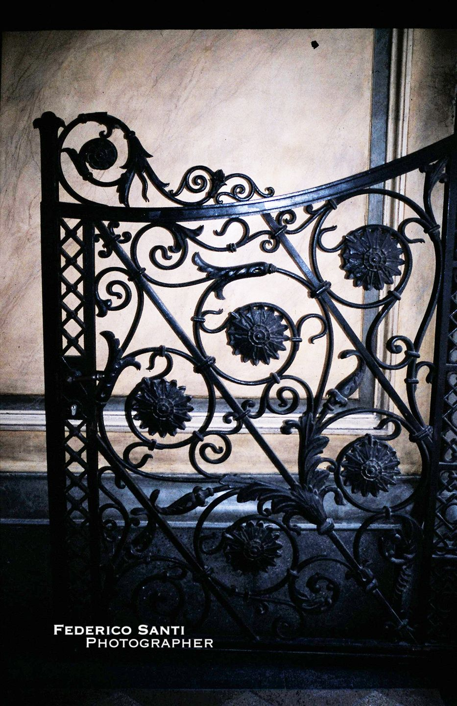 Pin antique garden gates in wrought iron an art nouveau style on - Find This Pin And More On Art Nouveau Secession Ironwork Of Budapest Hungary Vienna Austria Detail Of A Wrought Iron Gate