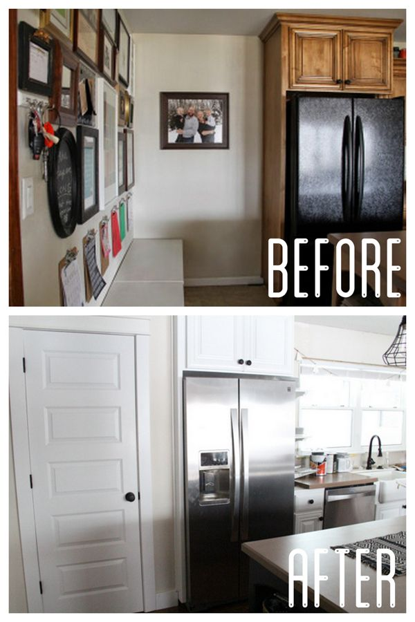 kitchen loans country decorating ideas how we flipped our house to pay off student pantry fixer upper adding a in an existing www brightgreendoor com