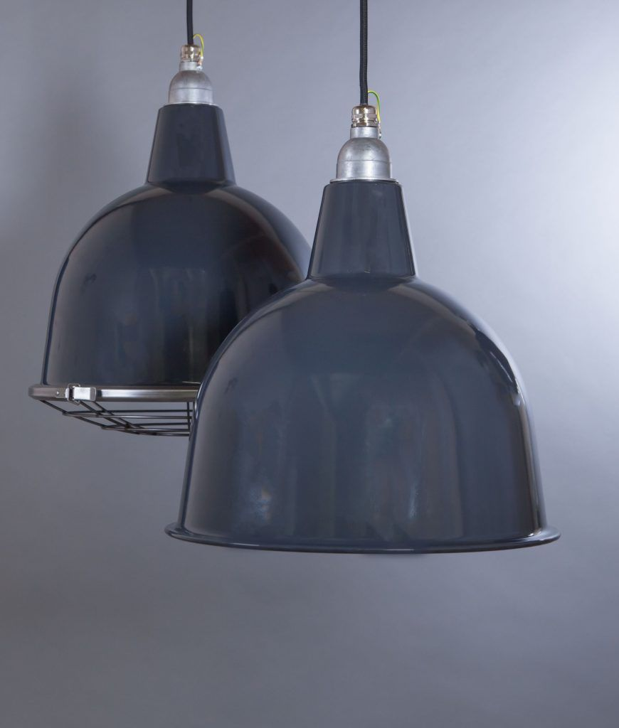 stourton enamel ceiling light lights industrial light fixtures industrial pendant lights. Black Bedroom Furniture Sets. Home Design Ideas