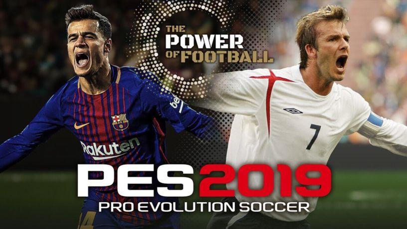 PES 2019 #ps4 #xbox #nintendo #pc #videogame #fifa2019 | Videojuego