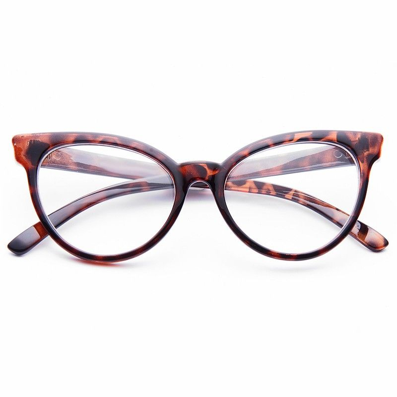 106e0befd30a Clear Oversized Glasses