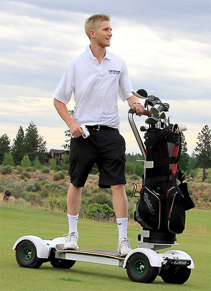 Golfboard Battery Electric
