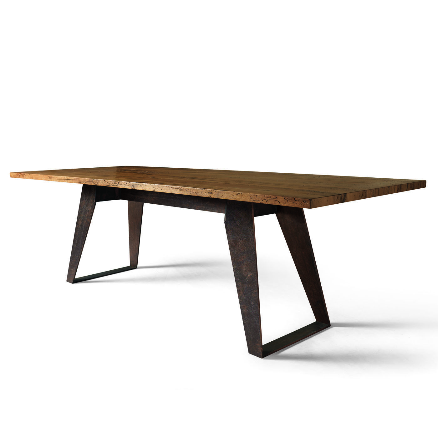 Palermo Table In 2020 Metal Leg Dining Table Dinning Table Wood Wood Dining Table