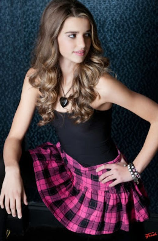 Avril Lavigne Skirt