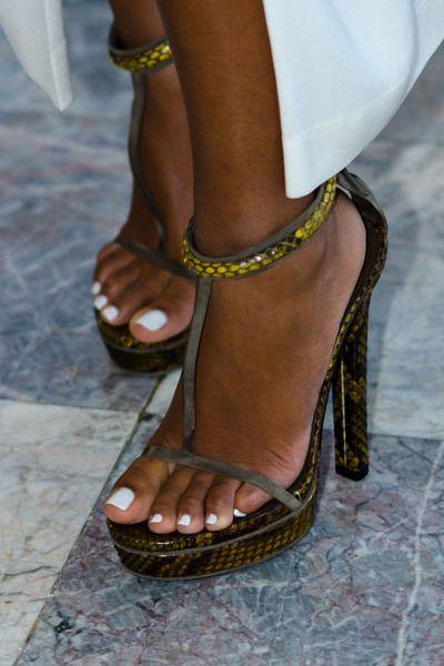 Gucci T-Bar Sandals
