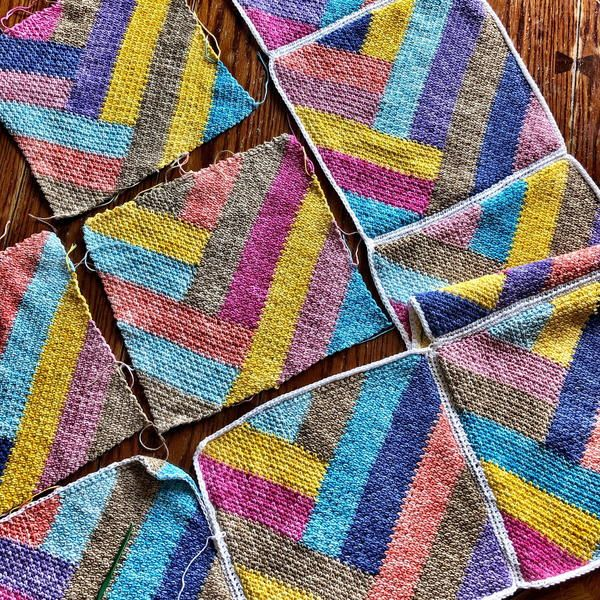 Pin On New Free Crochet Afghan Patterns