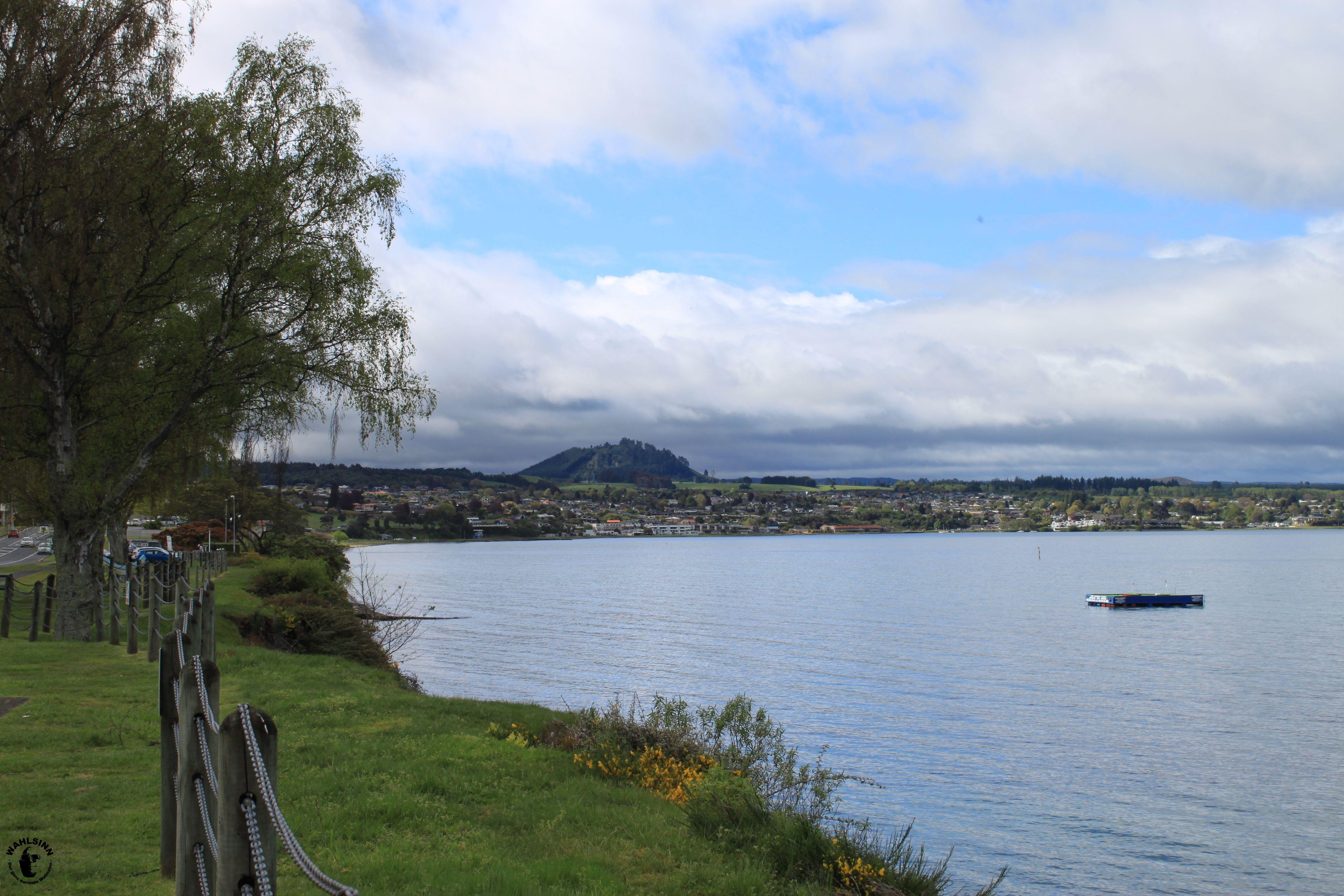 Lake Taupo (Neuseeland)