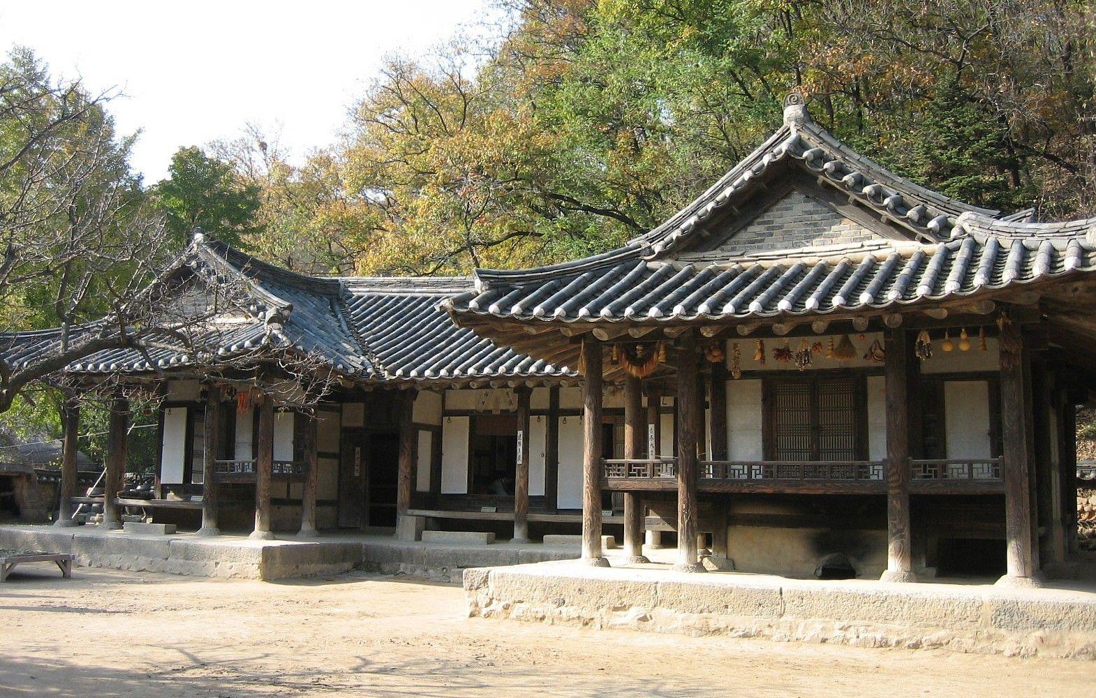 Beautiful traditional korean house interior design interior design