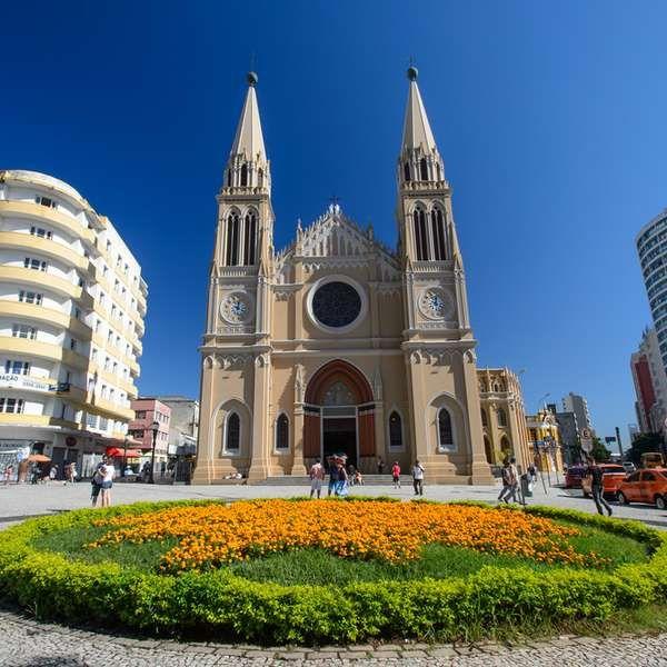 Curitiba E Unica Brasileira Entre As 15 Cidades Mais Bonitas