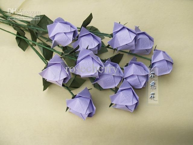 Free shipping 572piecebuy wholesale origami paper folding free shipping 572piecebuy wholesale origami paper folding flowers folding paper art mightylinksfo Choice Image