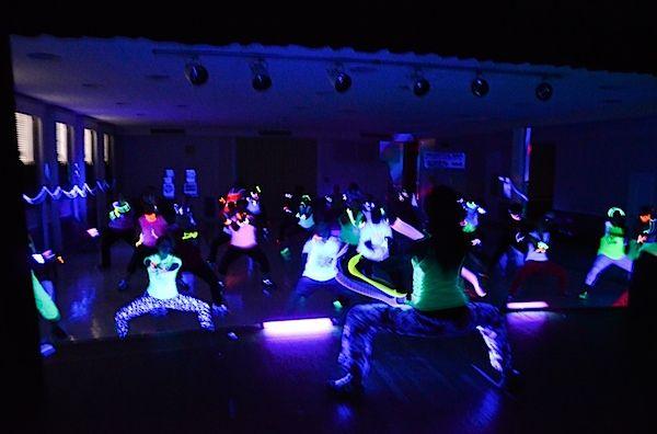 New Years Zumba Glow Party Zumba Party Glow Party Zumba