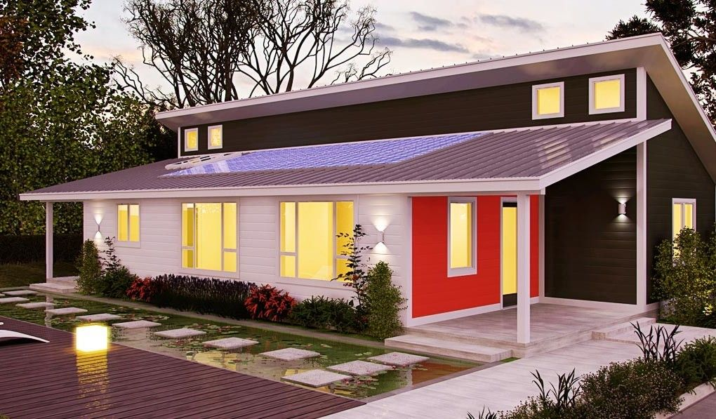 Prefabricated Home Builder Deltec Has Recently Launched A New Line