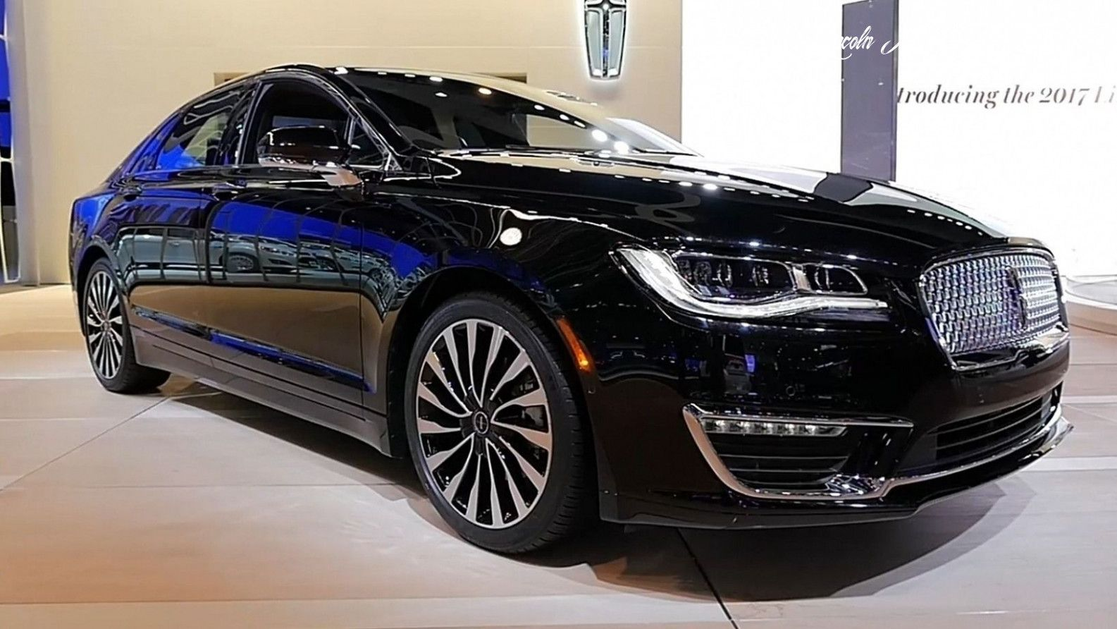 2020 Lincoln MKS Spy Photos Release